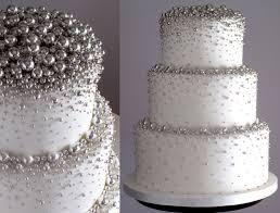 Cake Decoration Silver Balls