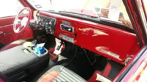 67-72 red chevy c10 interior db. | ☆67-72 trucks☆ Dβ | Pinterest