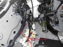 diy valentine 1 hardwire pix heavy nissan 370z forum turn on the car acc and your radar should start up if it doesn t check your fuse is in not blown in the correct spot and not the cable going
