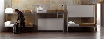 Folding Bunk Bed Sellex La Literal Folding Bunk Bed 200 X 90cm Contemporary Wall Bed