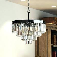 glass prisms for chandeliers glass prisms for chandeliers 4 tier black nickel chrome clear crystal glass prism chandelier lighting replacement glass prisms