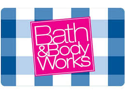 bath and body works font bath body works 25 gift card email delivery newegg com