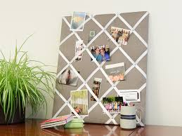 Homemade Memo Board