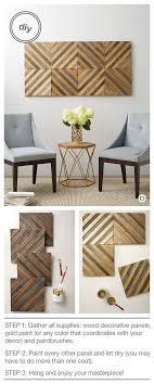 3 diy wall panels on 3 panel wall art diy with 17 best diy wall art projects 3 diy wall panels diy crafts you