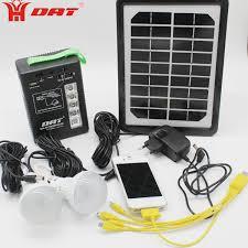 Solar Home Lighting SystemSolar Powered Lighting Systems