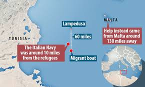 Syrian Refugees On Sinking Vessel Waited 5 Hours For Help Daily