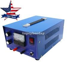 dels about 400w 50a jewelry laser welding machine mini spot welder gold silver us