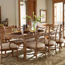 Tommy Bahama Living Room Furniture Tommy Bahama Home Beach House 9 Piece Dining Set Reviews Wayfair