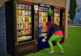 How To Fill Vending Machines Sims 4 Classy Budgie488budgie Vending Machine Sims 48 Downloads