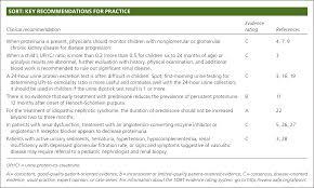 Urinalysis Result Interpretation Chart Proteinuria In Children Evaluation And Differential
