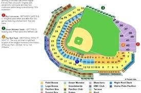 Progressive Field Seating Chart With Seat Numbers Progressive Field Seating Map Gigajam Club