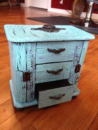 paint effects for furniture. thrifted jewelry box crackle painted turquoise paint effects for furniture o