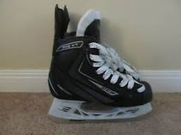 Ccm Ice Skate Size Chart Details About Size Y 1 D Ccm Rib Xt Ribcore Hockey Skates