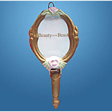 beauty and the beast mirror. magic mirror: beauty and the beast ornament by schmid (disney) at looking for mirror t