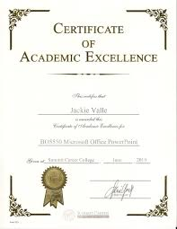 Certificate Of Excellence Template Word 100 Images of Academic Award Certificate Template infovianet 83