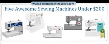 Most Popular Sewing Machine