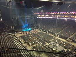 Golden One Seating Chart With Rows Golden 1 Center Section 214 Concert Seating Rateyourseats Com