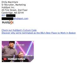 work email signatures how to write a great email signature 9 tips with real examples
