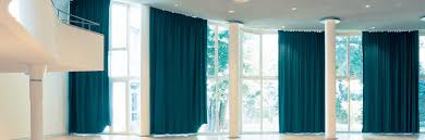 office curtains. Contract Job Photo Office Curtains