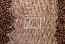 coffee beans background. Exellent Background Image Coffee Beans On Jute Background With Beans Background A