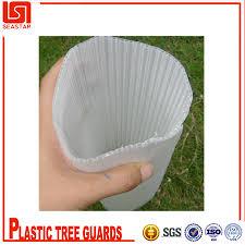 corrugated plastic vine guard