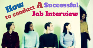 How To Be Successful In A Job Interview How To Conduct A Job Interview Properly 10 Best Tips Wisestep