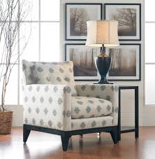 Stuffed Chairs Living Room Furniture Accent Chairs With Arms For Elegant Family Furniture