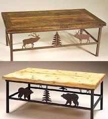 western coffee tables rustic profiles coffee table design your own western cowboy coffee table books