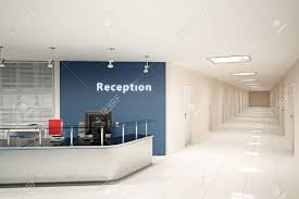 what is a reception office. 3d illustration of the modern office room stock 8242918 what is a reception e