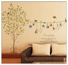 tree wall decor art youtube: wall diy decor makipera free shipping tree of life only photo tree hot selling d sticker diy decoration fashion wall