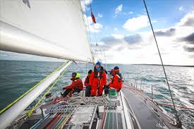 Charting A Course Sailing Adventurous Sailing Firm Charts Course For Success Deep