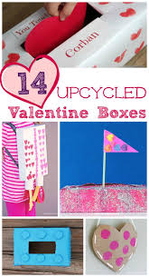 easy and unique ideas for valentine box and card holders that kids can make on their