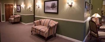 Interior Design Behrens Design Development Mesmerizing Funeral Home Interior Design
