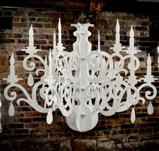 picture of large silhouette chandelier decoration the grandelier