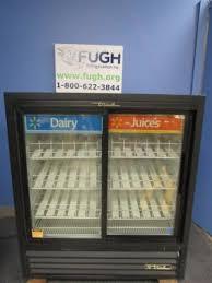 true gdm 41sl 54 ld 2 door sliding glass merchandiser bottle beverage cooler