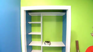 special how to build closet shelves clothes rods p8854212
