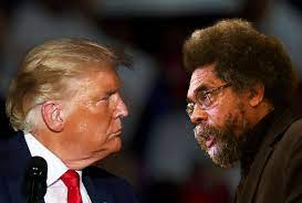 Cornel West on Trump, the virus and the ...
