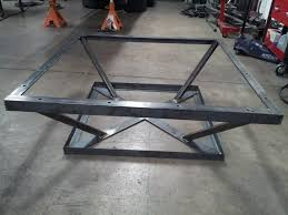 topic to coffee table base bases for diy metal