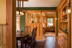 craftsman lighting dining room. light green wall color dining room craftsman with wood table and chairs tier chandeliers lighting i