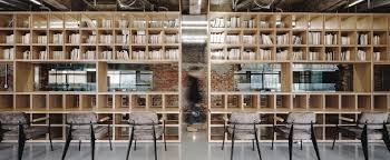 industrial office. Wonderful Industrial Industrial Office Features Exposed Bricks U0026 Concrete Ceilings 1 Industrial  Office Throughout S