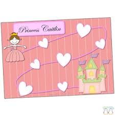 Reward Chart For Girls Princesses