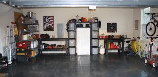 garage inside. Exellent Inside Garage With Storage Shelves On Inside R