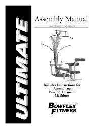 Bowflex Workouts Pdf Anotherhackedlife Com