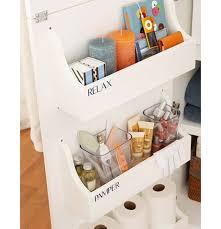 bathroom bins diy storage