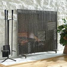 wire cloth for fireplace screens barbed screen mesh curtain plaid barbed wire fireplace screen