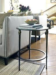 metal accent table. Stunning Round Metal Accent Table With Furniture Glass