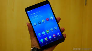 Huawei MediaPad X1 hands on (MWC 2014)
