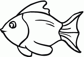 gold fish clip art black and white.  Gold And Gold Fish Clip Art Black White O