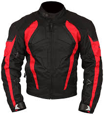 com milano sport gamma motorcycle jacket with red accent black large automotive