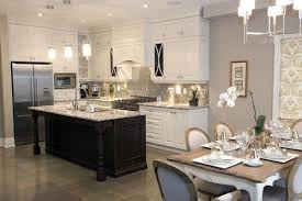 transitional kitchen ideas. Transitional Kitchen Ideas With White Cabinet And Ceramic Floor R